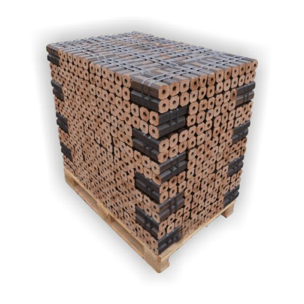 Pini Kay houtbriketten pallet